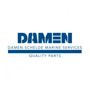 Logo Damen - websitebouw en online marketing