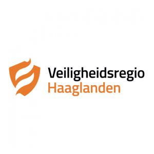 Logo Veiligheidsregio Haaglanden - websitebouw en online marketing